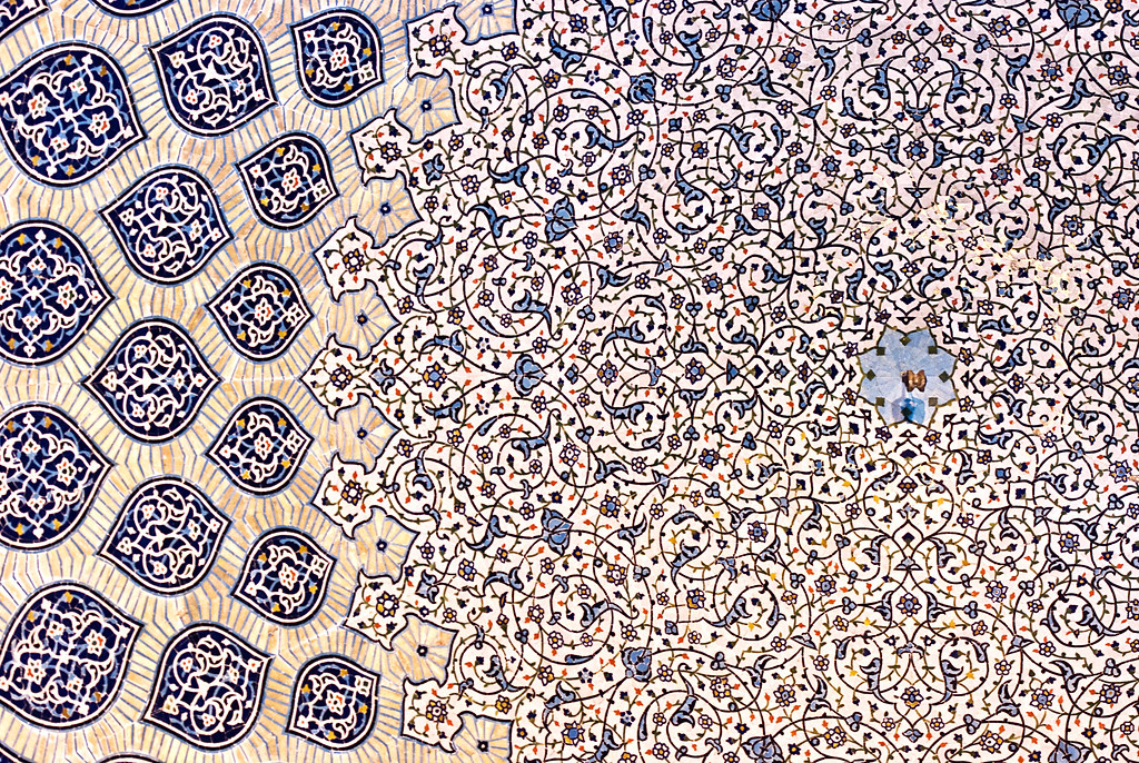Esfahan - Sheik Lotfdallah Mosque 2