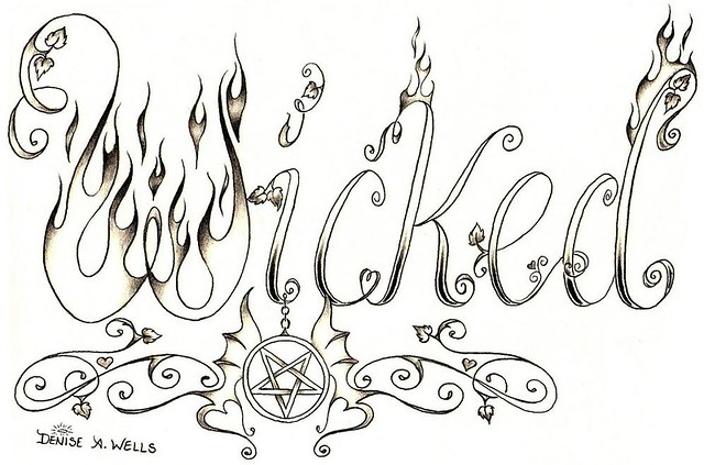 Wicked Tattoo Designs
