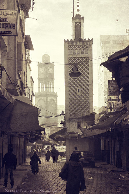 Casablanca...the old town