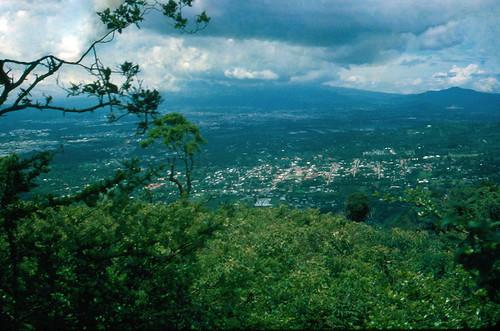 San José Costa Rica View