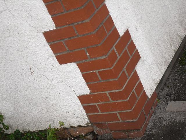 Brick Quoin Banastre Avenue Cardiff This Is The Corner