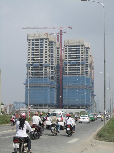 Development around PMH Dec 2010