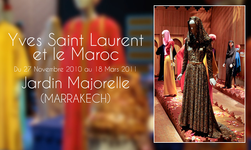 You are the style 01 12 10 01 01 11 for Jardin yves saint laurent maroc