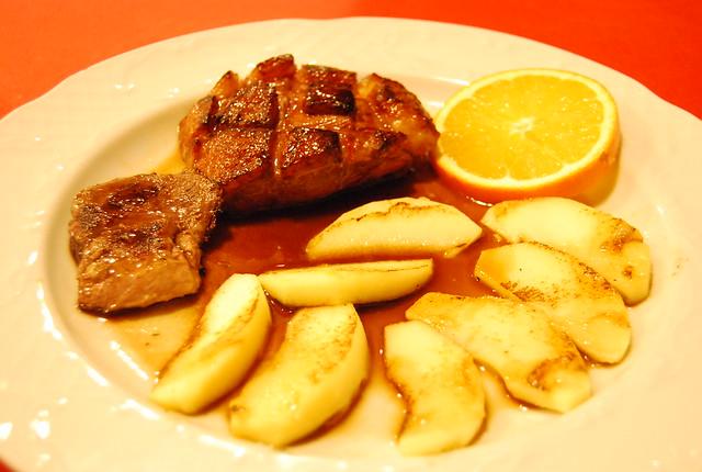 Magret de pato con naranja flickr photo sharing for Pato a la naranja