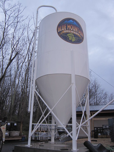 Blue Mountain Silo