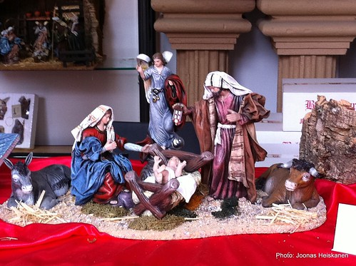 Christmas Crèche, Murcia, Spain by Anna Amnell