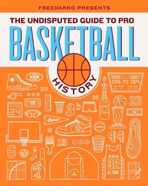 undisputed guide to basketball history