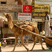 Camel Carts in Bikaner, India