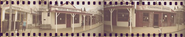 Old Cromwell Town, Cromwell, New Zealand