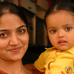 Like Mother, Like Daughter - Udaipur, India