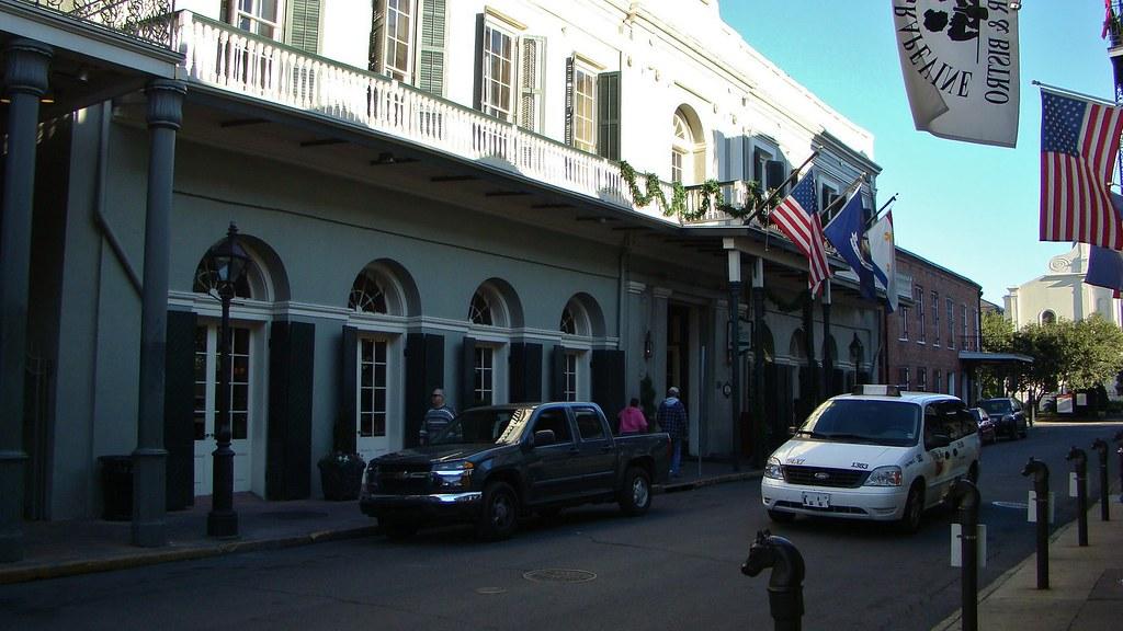 020 New Orleans - Bourbon Orleans