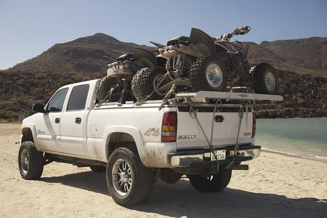Chevy Silverado Baja