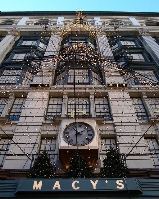 Macy's Department Store, Herald Square, New York City