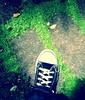 My foot :)