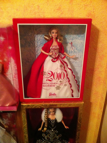 christmas holiday erin barbie iphone project365
