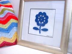 Crochet Flower Picture