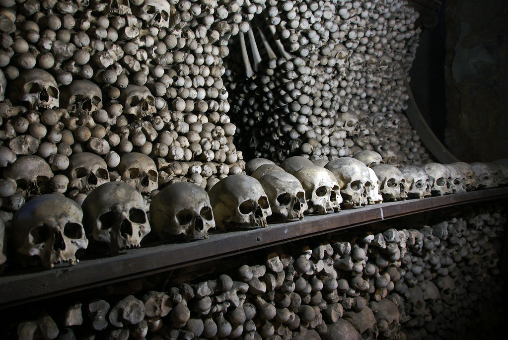 Sedlec Ossuary: The Bone Cathedral