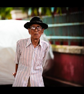 """Inquisitive"" - Phnom Penh, Cambodia"