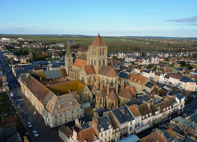 Abbaye de Saint Pierre sur Dives (Calvados-FR)