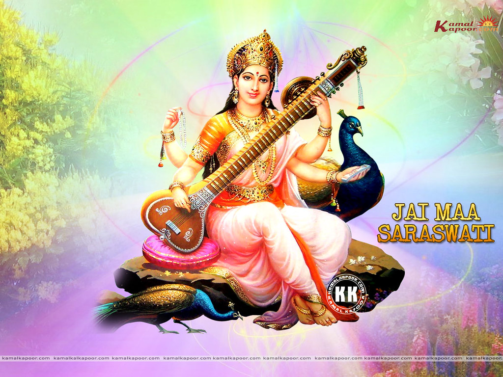 Good Wallpaper Lord Saraswati - 5332656170_3e4bdae79e_b  Gallery_174313.jpg