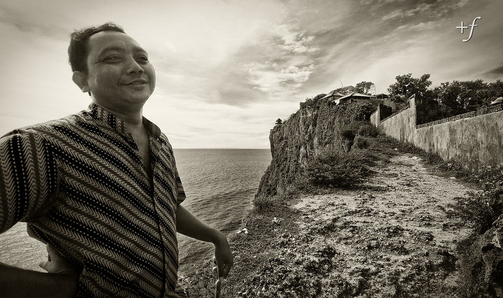 Uluwatu Guide Proud of His Heritage