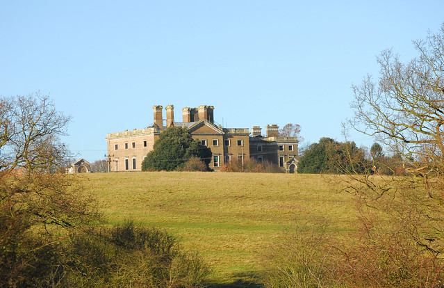 Copped Hall, Near Epping