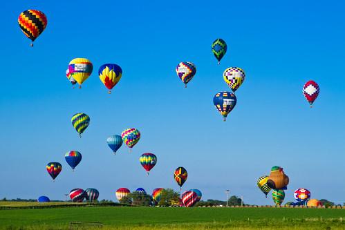 2010 Iowa Balloons - National Balloon Classic