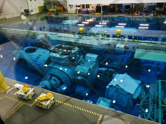 NASA NBL Pool - Pics about space