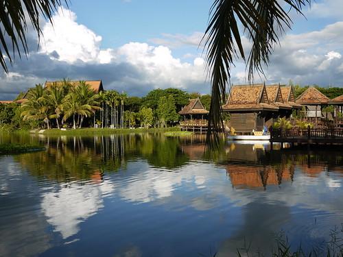Cambodian Cultural Village, Siem Reap