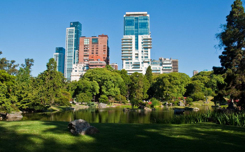 Japanese Garden, Buenos Aires, Argentina, 15th. Jan 2011