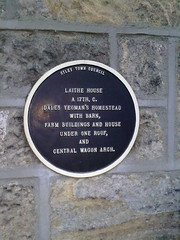 Photo of Blue plaque number 4804