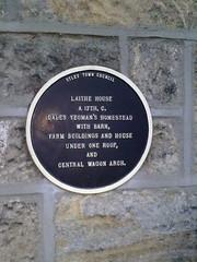 Photo of Blue plaque № 4804