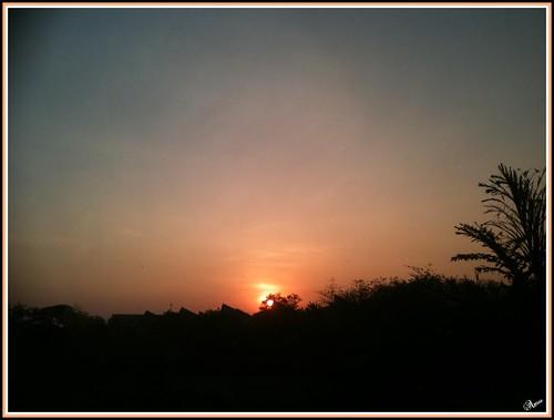 sun nature sunrise