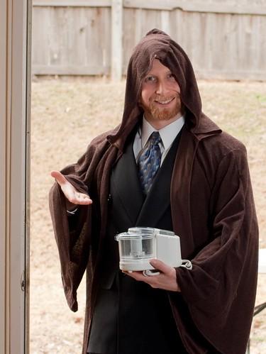 Jedi Salesman
