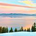 Tahoe Sunset by rao.anirudh