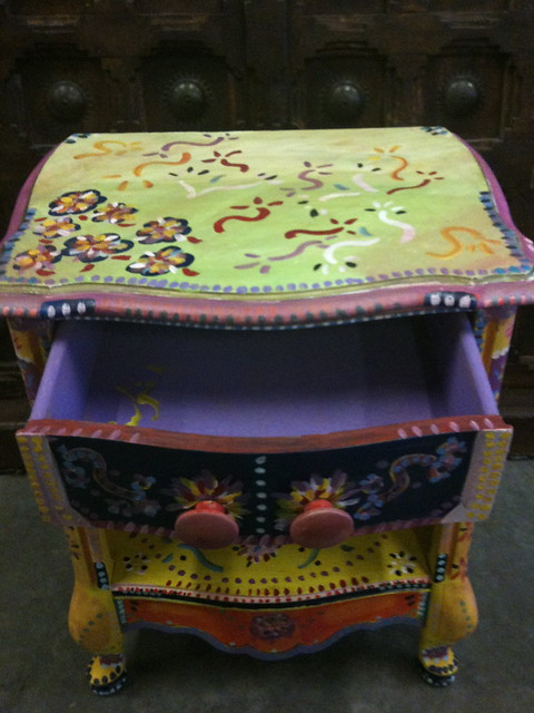 Hand Painted Furniture Flickr Photo Sharing
