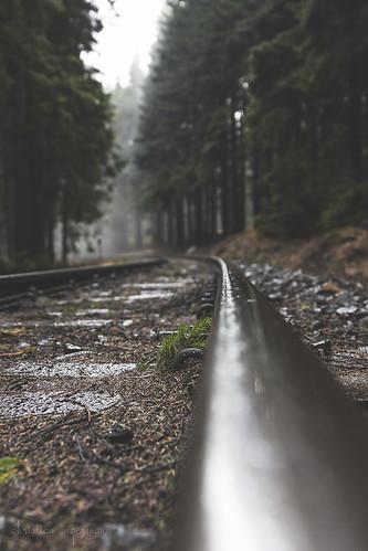 Needles and Railways