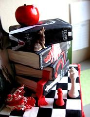 twilight birthday cake books