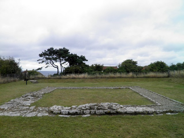 Jordan Hill Roman Temple, Weymouth