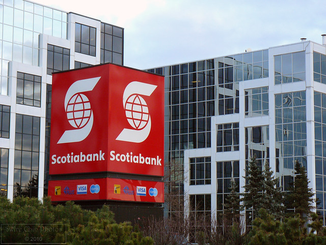 Scotiabank head office mississauga instagram