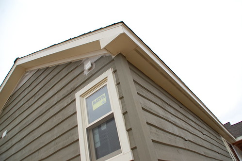 Soffit box images reverse search for Box gable roof