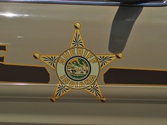 Ford Crown Victoria - Indiana Sheriff's Dept.