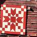 Small photo of Barn Quilt, Alexander County, NC