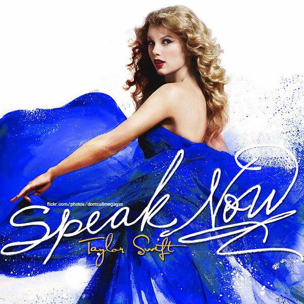 Taylor Swift - Speak Now [Walmart Exclusive]