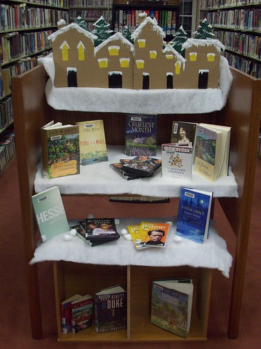 It Takes A Village Book Display
