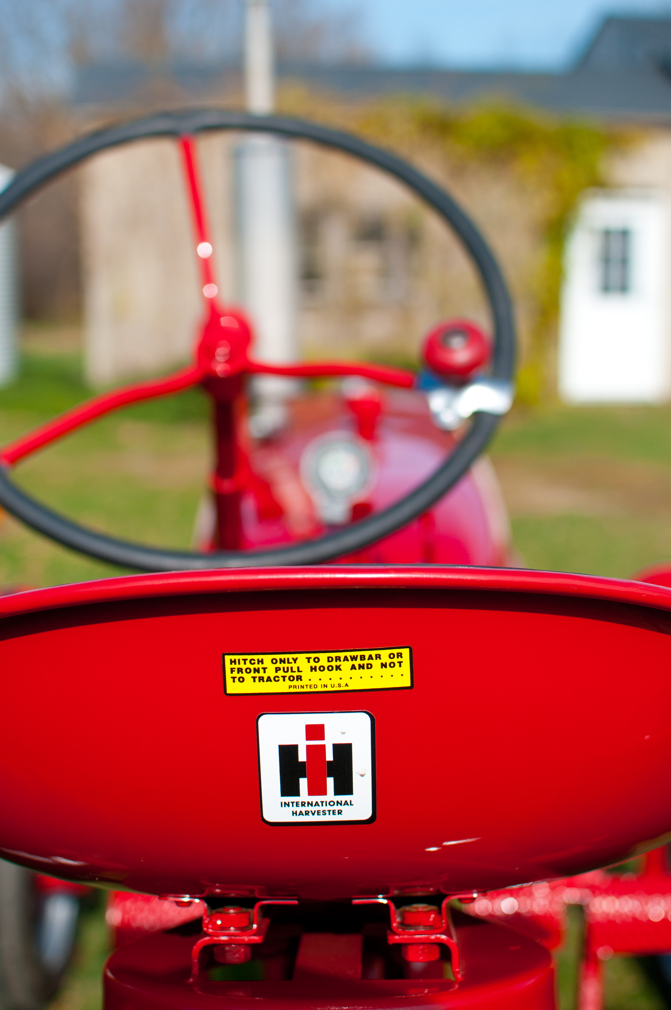 Farmall M Decal : Farmall super c fresh paint and decals flickr photo