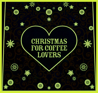 Christmas for Coffee Lovers (day two of twelve.)