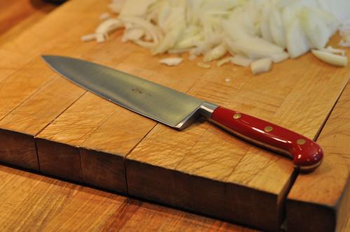 Small Berti Chef's Knife
