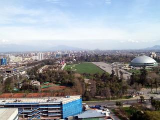 Parque O'higgins, Santiago de Chile
