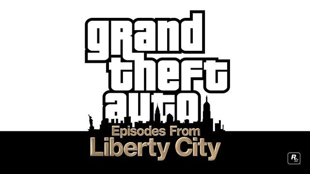 GTA 4 episodes from liberty city logo